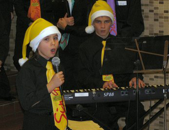 Holiday concert1