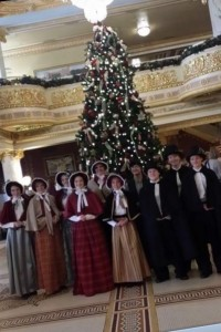 Dickens at French Lick Tree