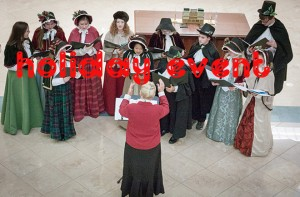 Dickens at Independence Bank